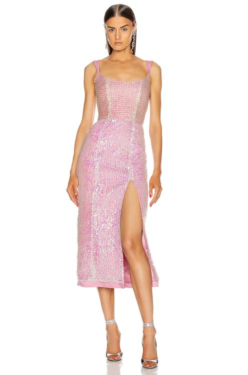 markarian for FWRD Ginevra Sequin Dress