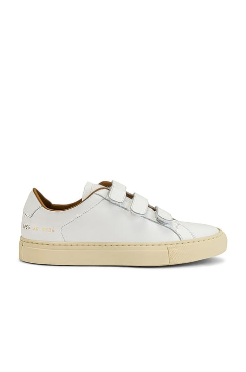 Common Projects Achilles Low Velcro Sneaker