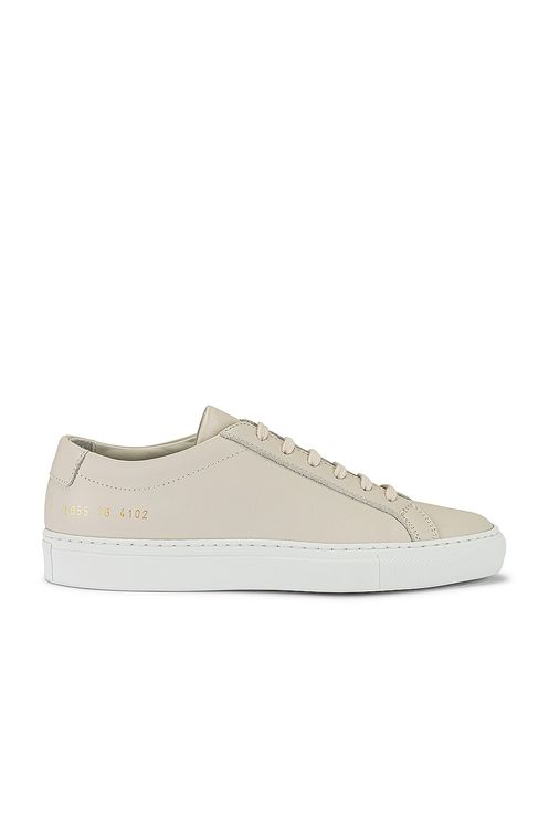 Common Projects Achilles White Sole SS21 Sneaker