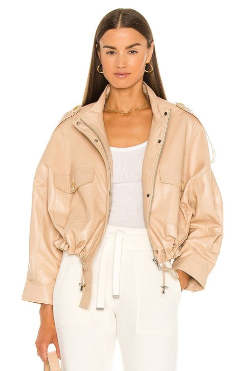 Bubish Savannah Leather Jacket