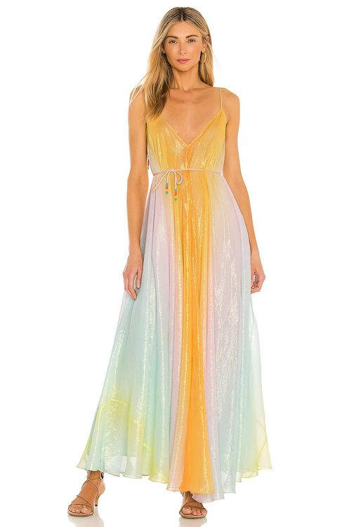 ROCOCO SAND Leal Ombre Dress