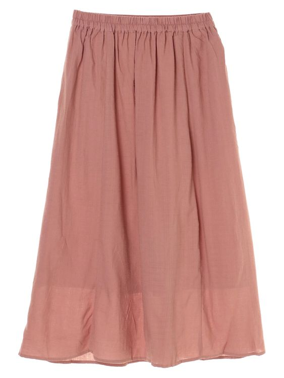 Earth, Music & Ecology Kyo Flare Skirt - Pink
