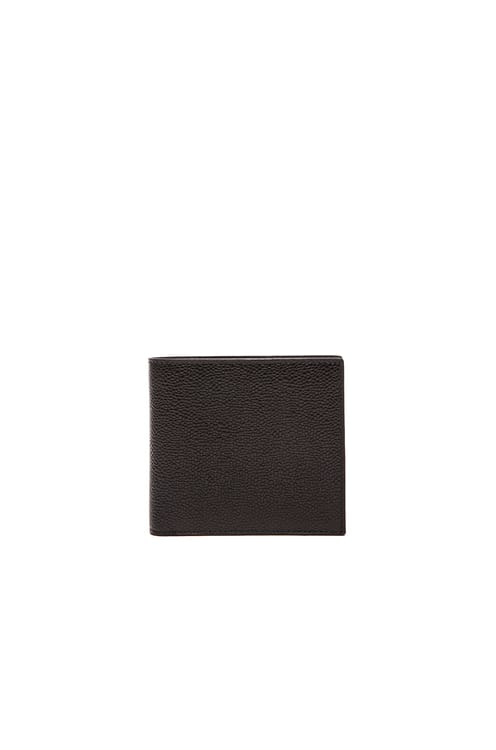 Thom Browne Pebble Grain Billfold