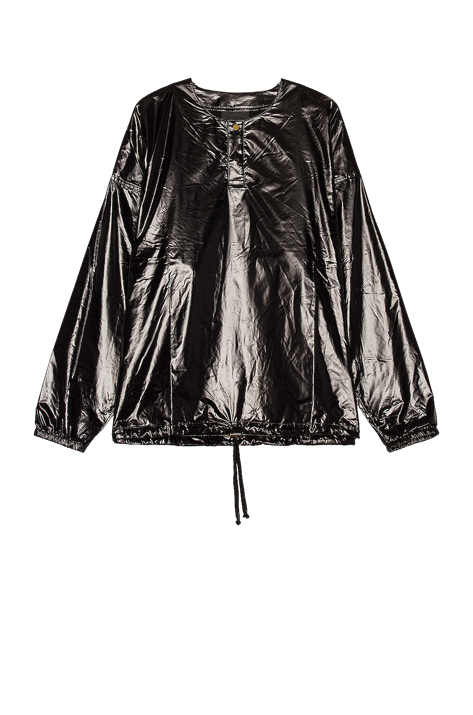 Fear of God Patent Batting Practice Jacket