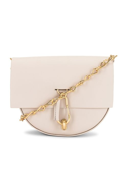 ZAC Zac Posen Belay Mini Saddle Crossbody