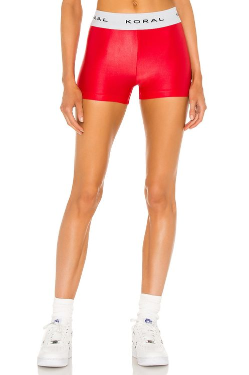 Koral Aden Hot High Rise Infinity Shorts