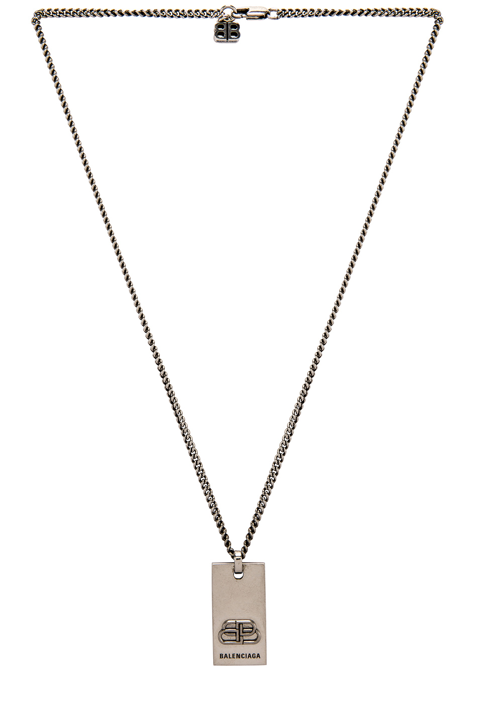 Balenciaga BB Necklace