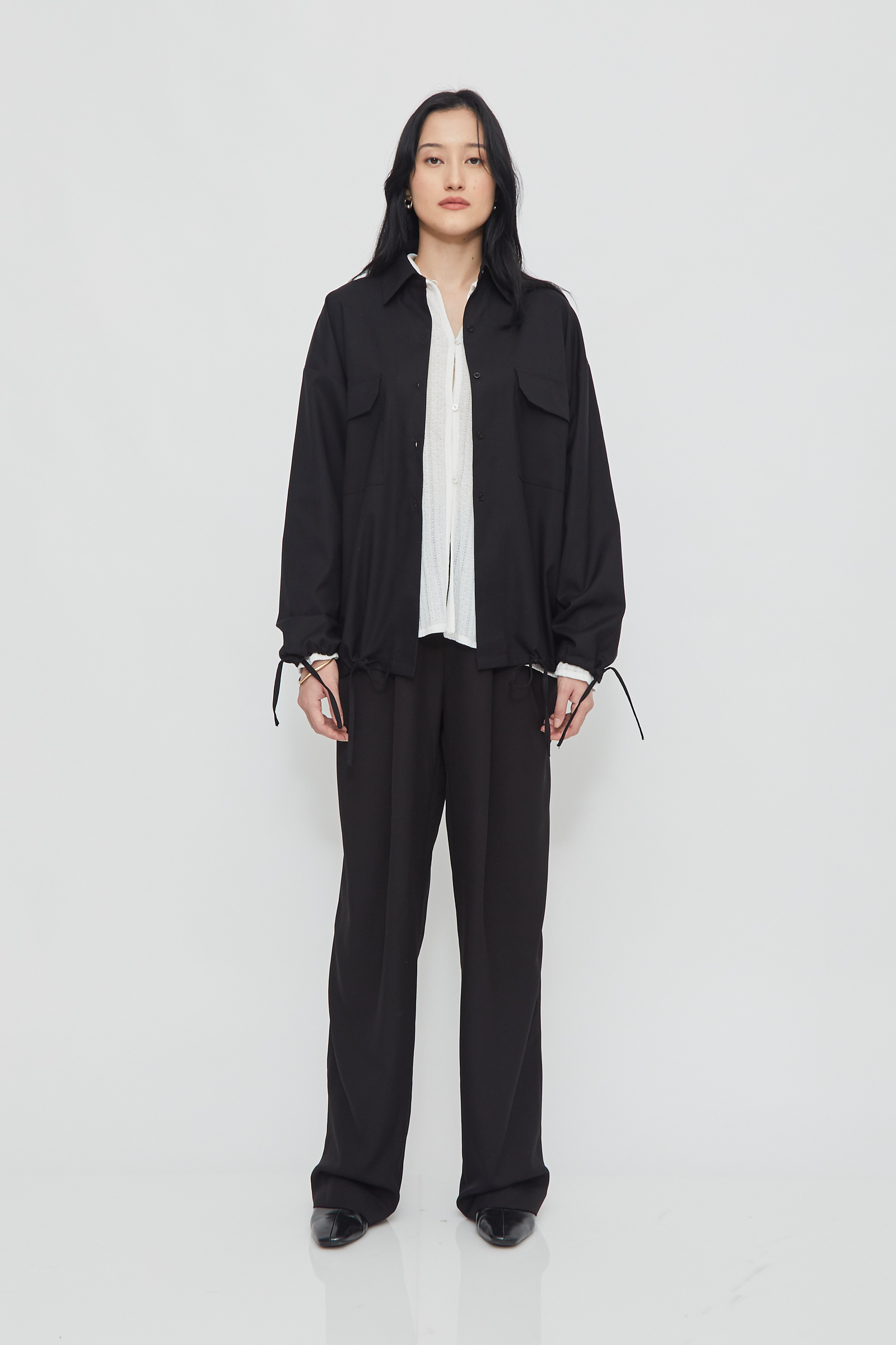 Shopatvelvet Mold Jacket Black