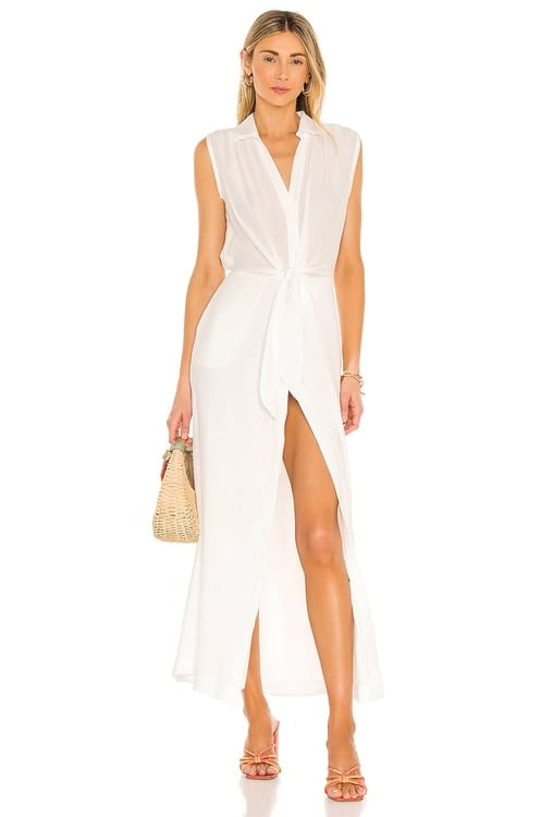 Brochu Walker Madsen Sleeveless Maxi Dress