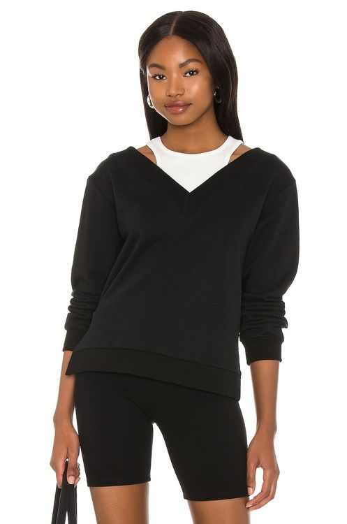LBLC The Label Chrissy Sweatshirt