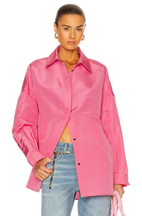 VALENTINO GARAVANI Button Up Blouse