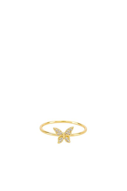 Uncommon James Butterfly Ring