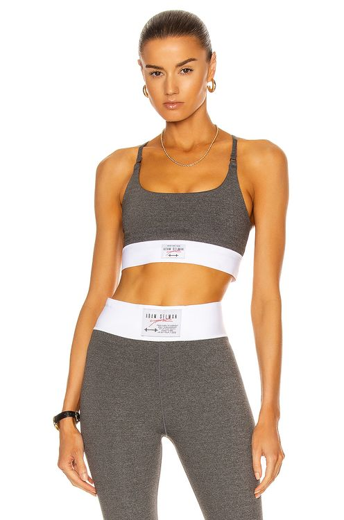 Adam Selman Sport Core Cami Foundation Bra