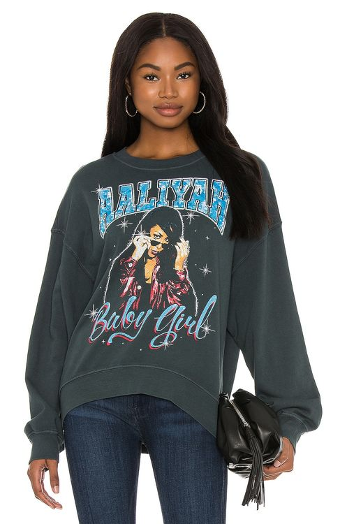 DAYDREAMER Aaliyah Baby Girl Sweatshirt