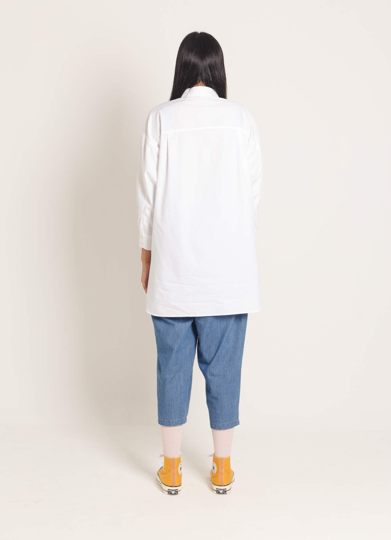 American Holic Solana Top x OWI - Off White