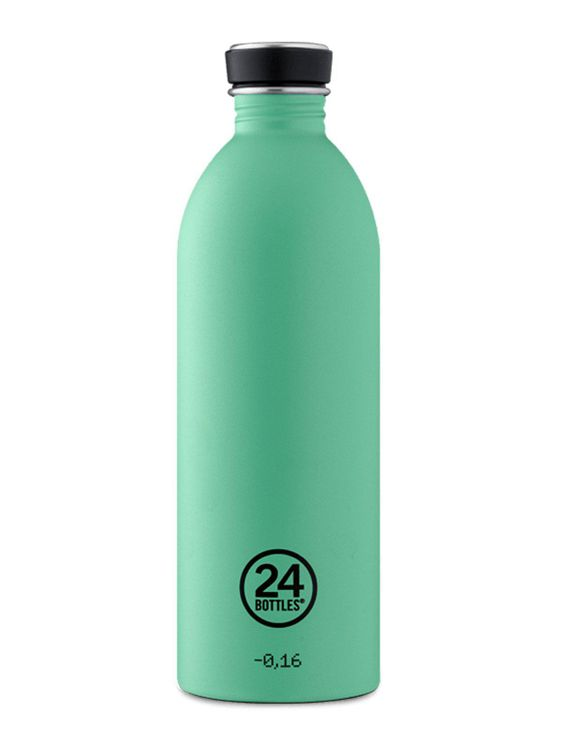 24Bottles 24Bottles Urban Bottle Mint 1000ml