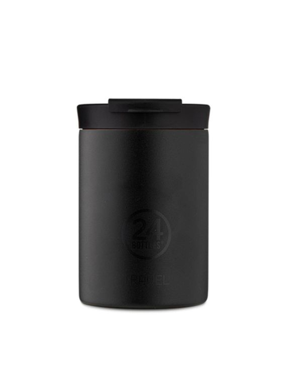 24Bottles 24Bottles Travel Tumbler Tuxedo Black 350ml