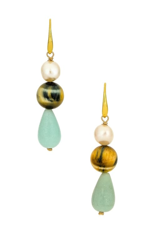 LUNIKA Arti Drop Earrings