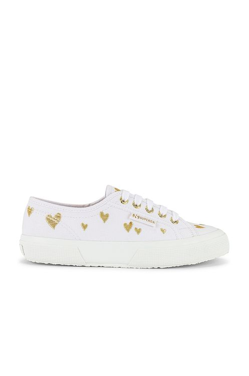 Superga 2750 COTWEMBROIDERY AMEHEARTS Sneaker