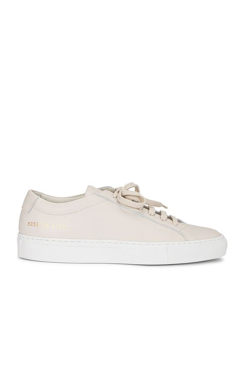 Common Projects Achilles White Sole Sneaker