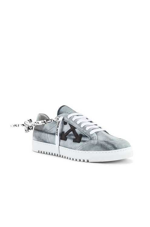 Off-White 2.0 Cow Suede Sneakers