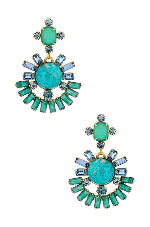 Elizabeth Cole Franny Earrings