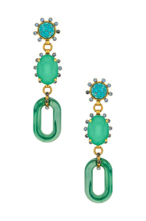 Elizabeth Cole Brooke Earrings