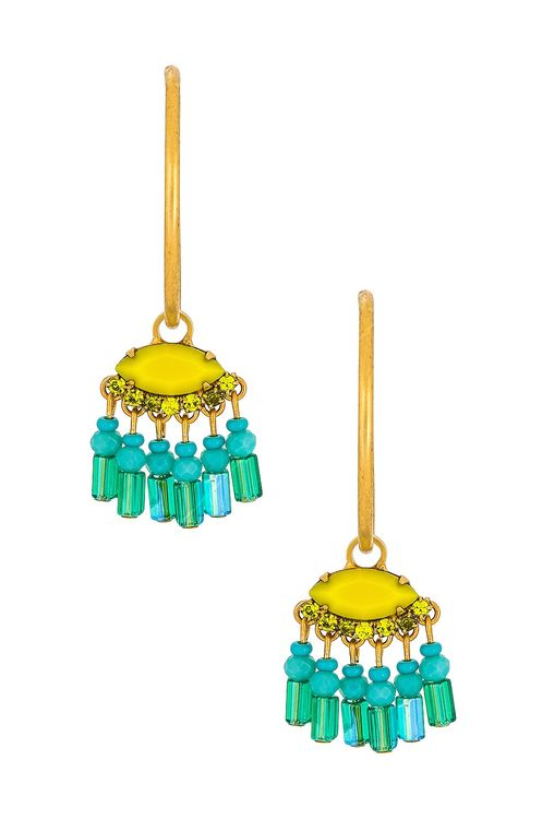 Elizabeth Cole Misha Earrings