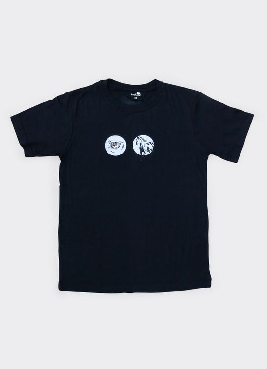 AnyKind Chester T-Shirt - Black