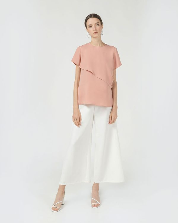 Callie Bleen Top - Pink