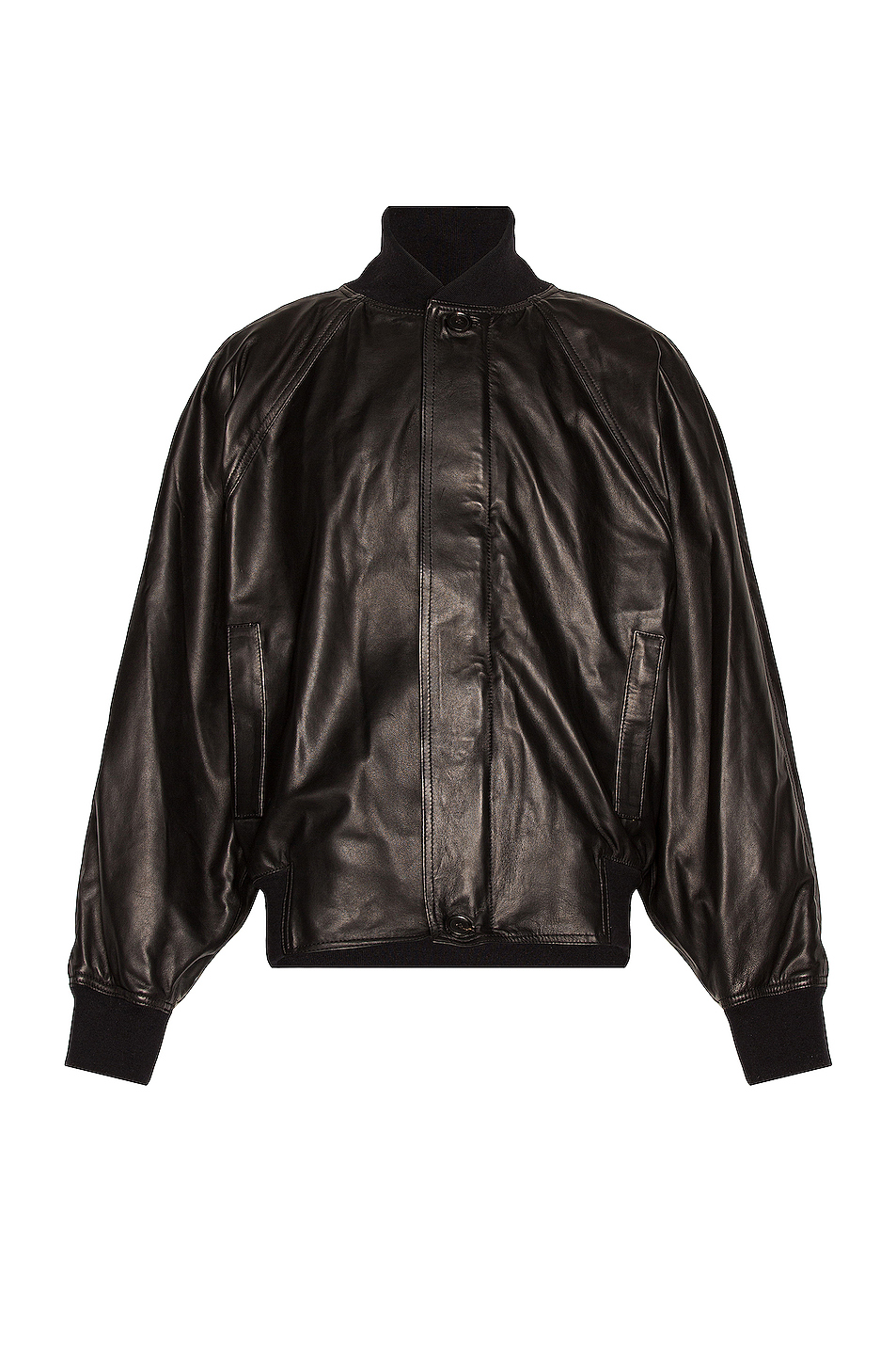 Fear of God Leather Bomber