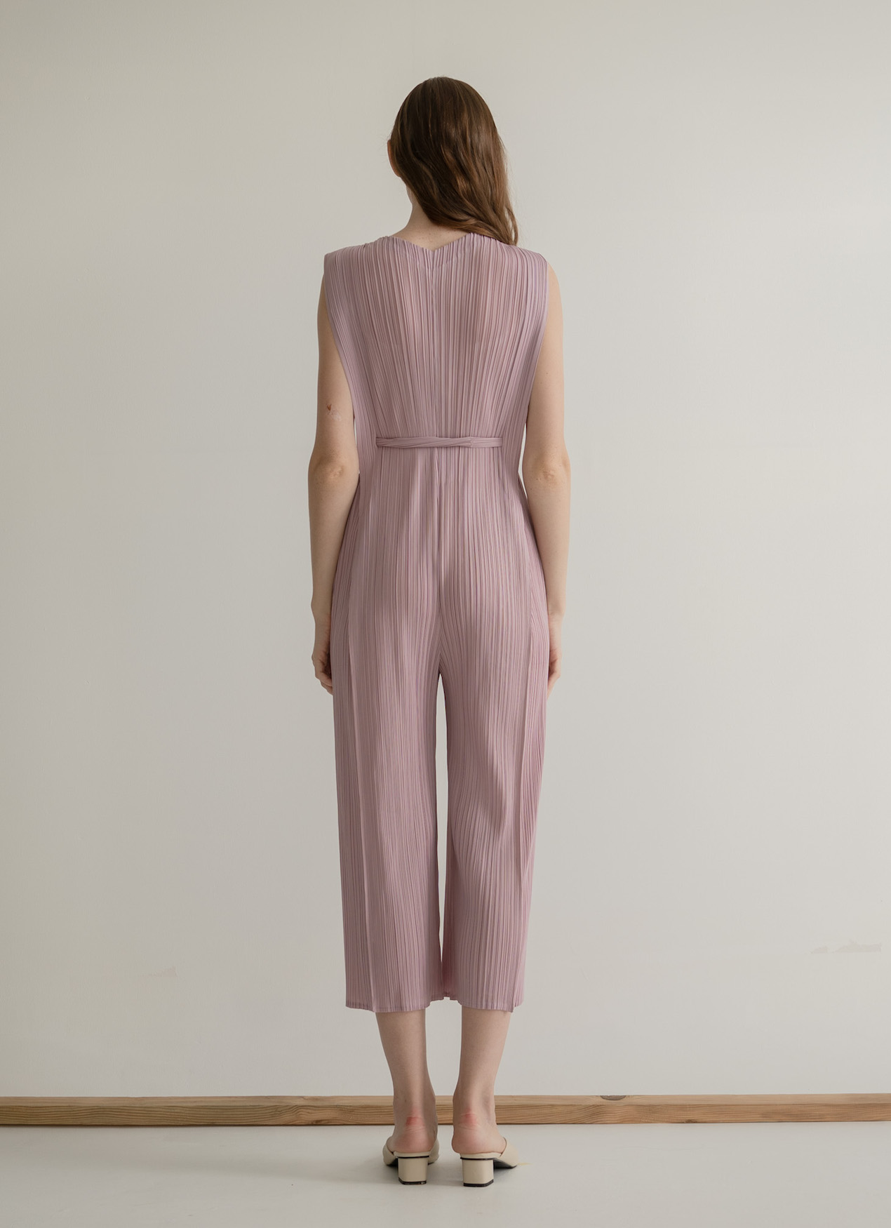Orgeo Official Thea Jumpsuit - Lilac