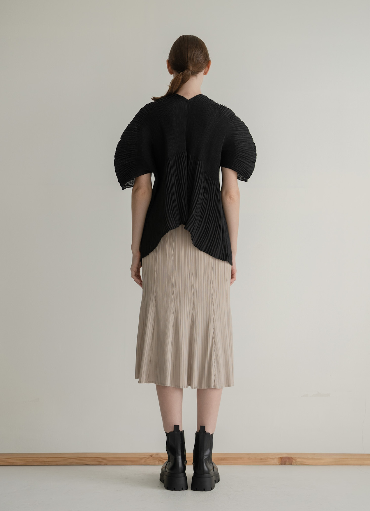 Orgeo Official Jules Top - Black