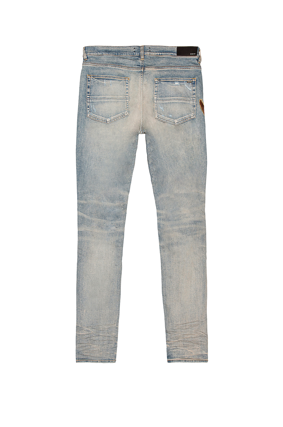 Amiri Biker Patch Jean