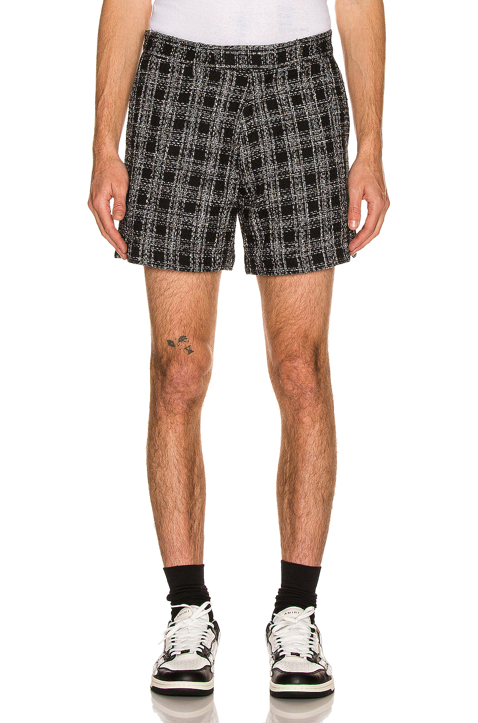 Amiri Boucle Tailored Gym Short