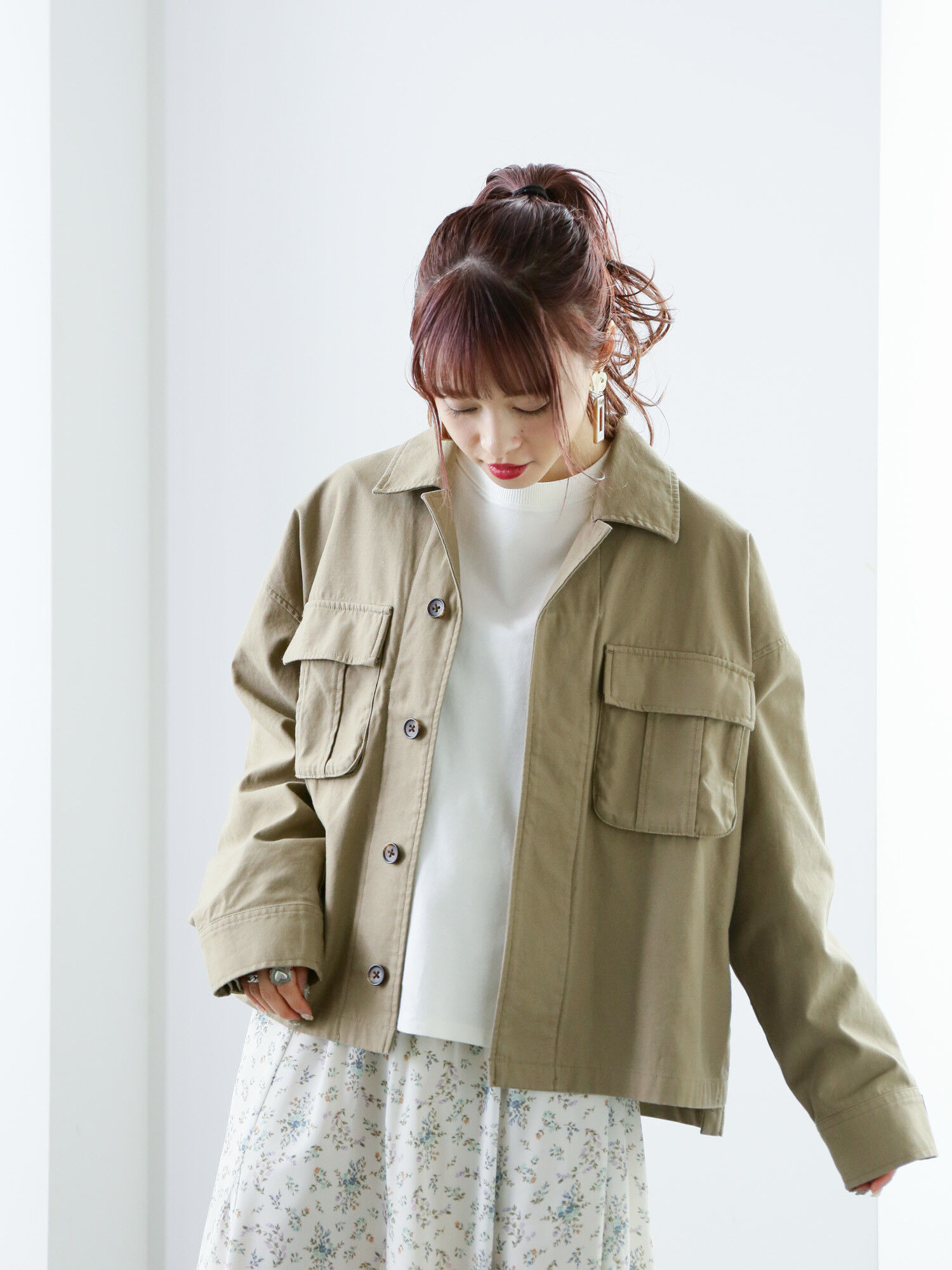 Earth, Music & Ecology Tanis Jacket - Beige