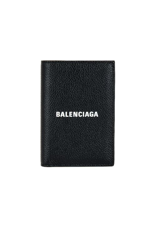 BALENCIAGA Cash Vertical Wallet