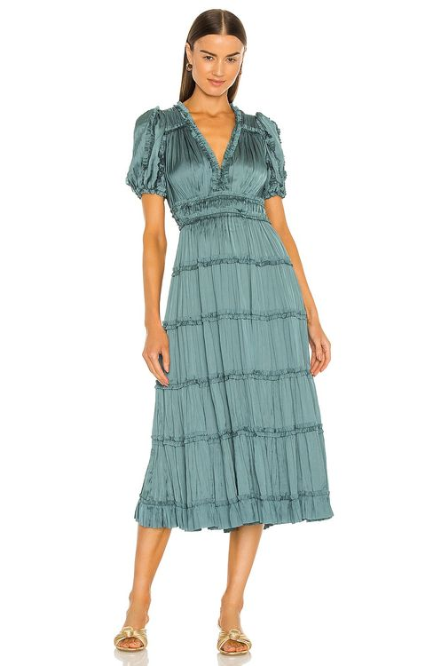 Ulla Johnson Olivia Maxi Dress