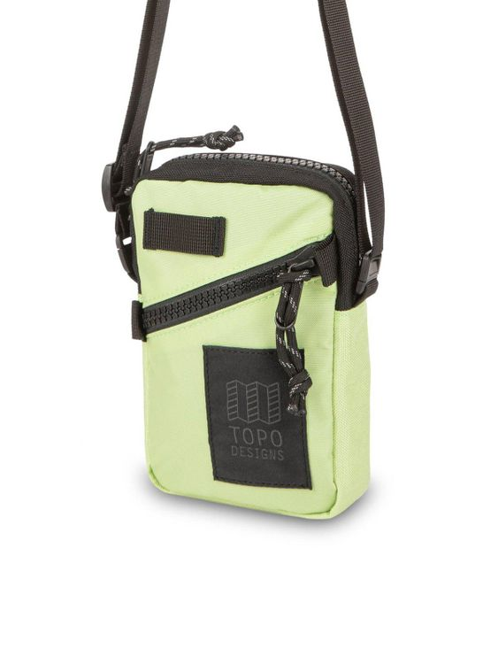 TOPO DESIGNS Topo Designs Mini Shoulder Bag Light Green