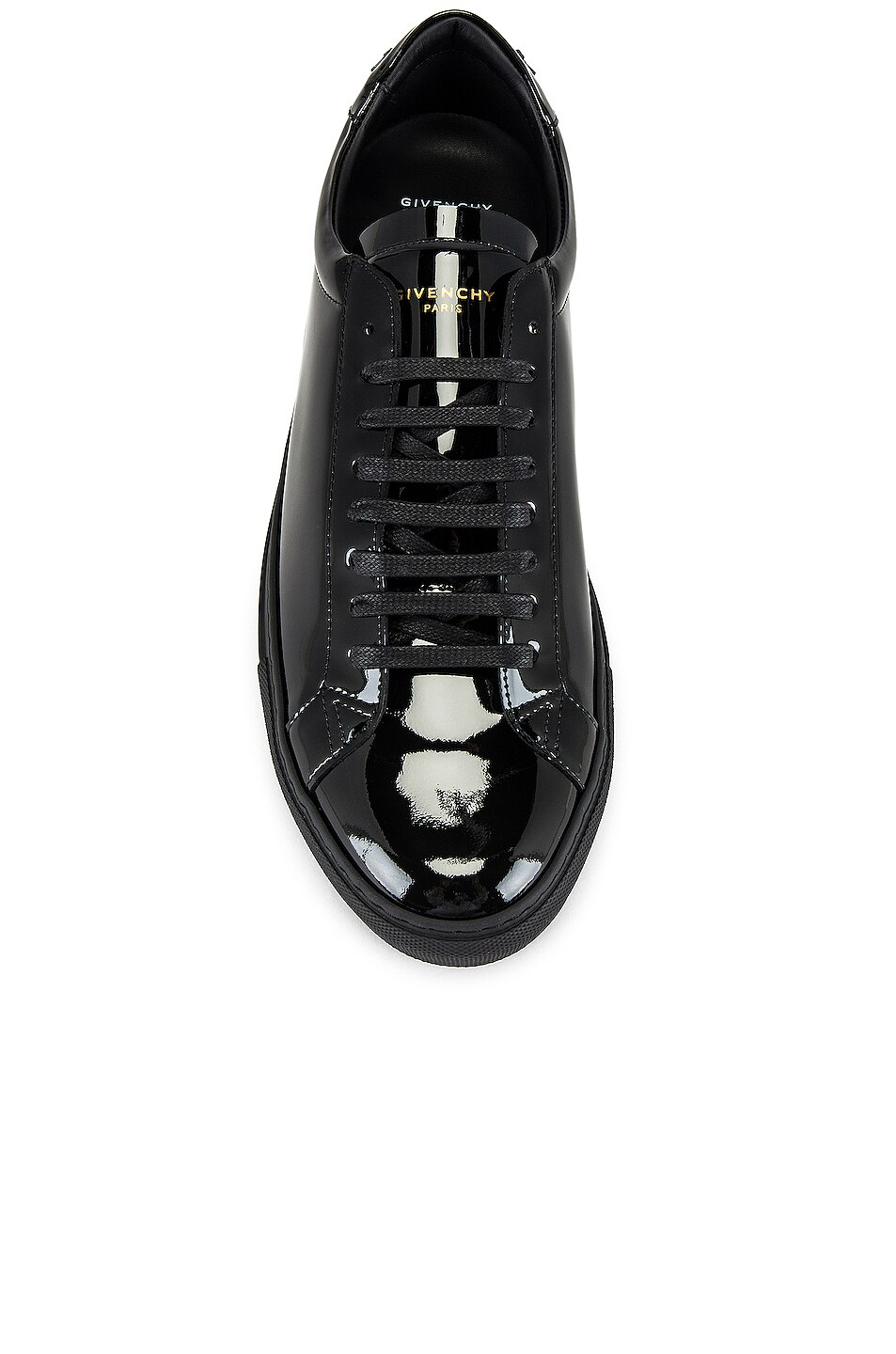 Givenchy Patent Leather Urban Street Sneaker