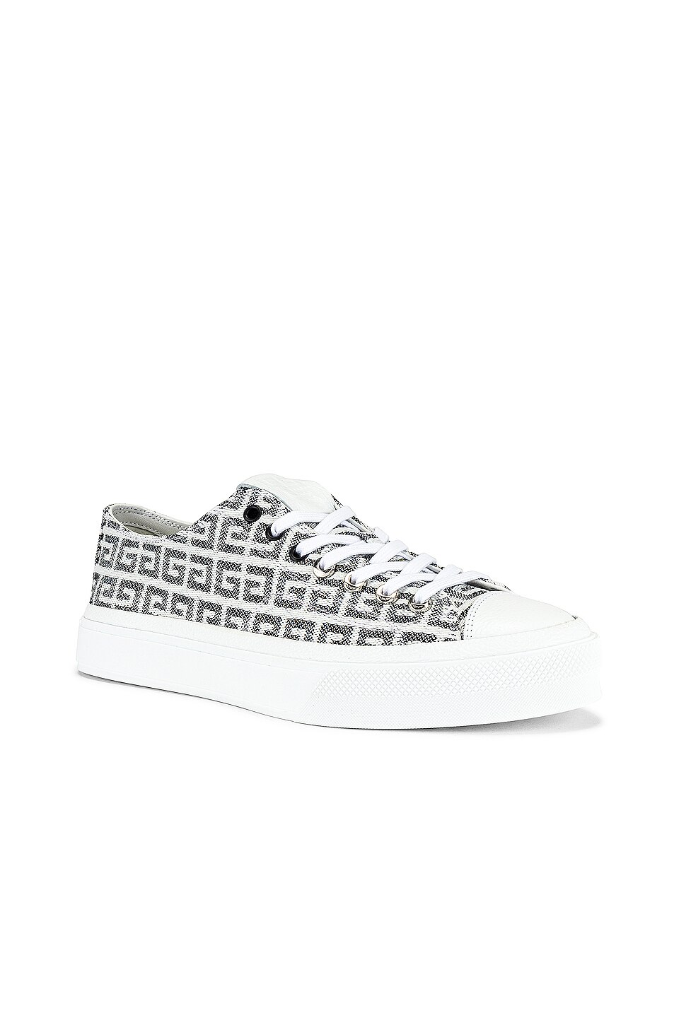 Givenchy City Low 4G Textured Jacquard