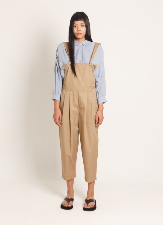 Earth, Music & Ecology Sukina Overalls - Camel