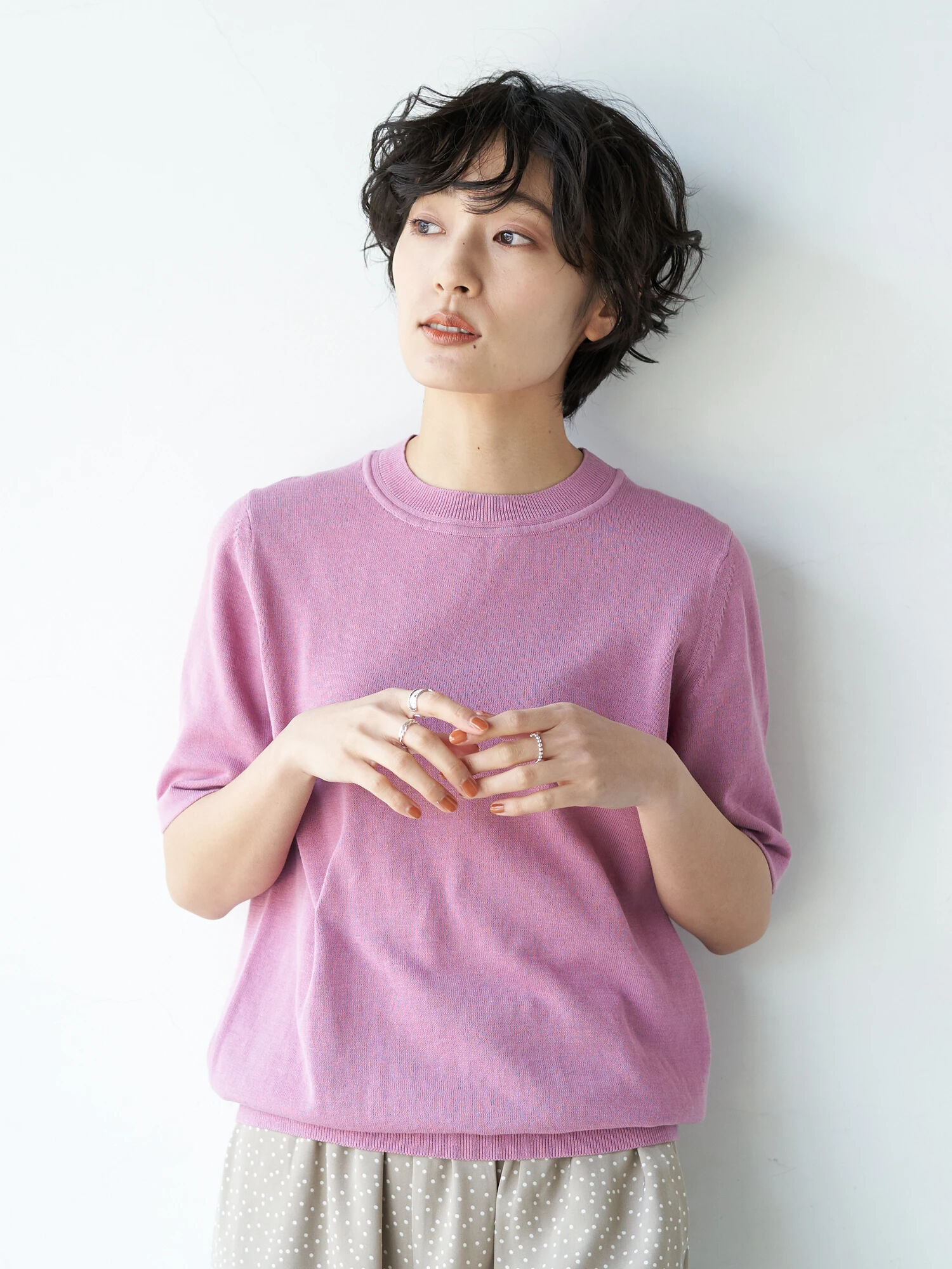 American Holic Emily Top - Pink