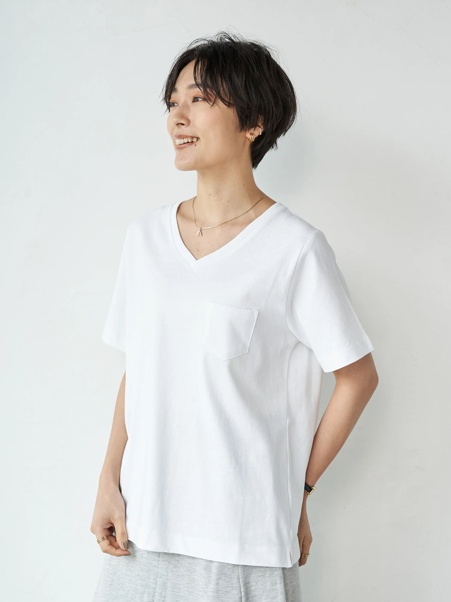 American Holic Zoey Tees - Off White