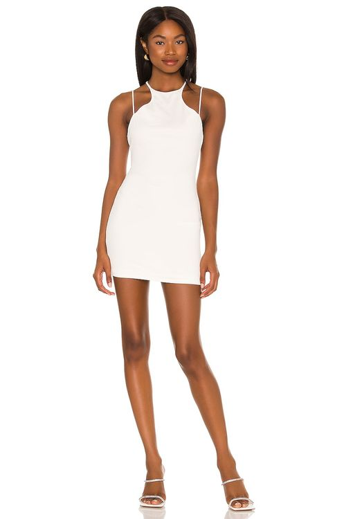 h:ours Paolo Mini Dress