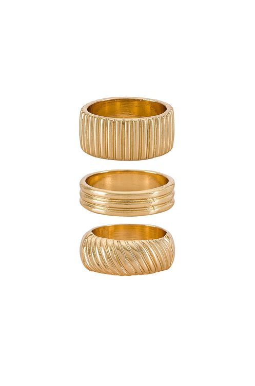 8 Other Reasons Goldie Ring Set