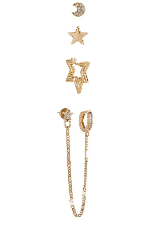 8 Other Reasons Star Earring Set