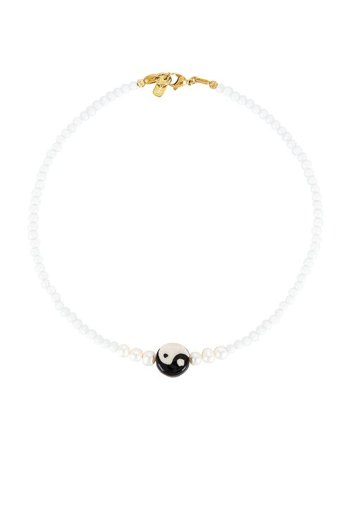 NOTTE Yin To My Yang Necklace