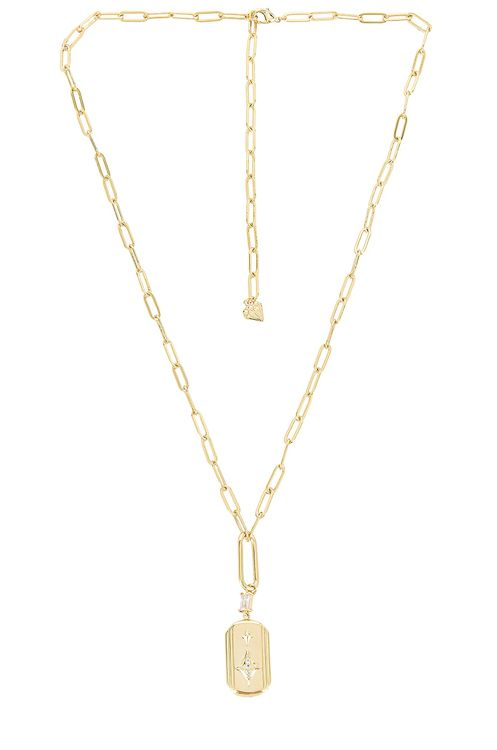 Wanderlust + Co Courage Necklace