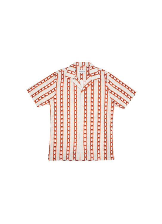 Humble Minded Chain Button Up Shirt